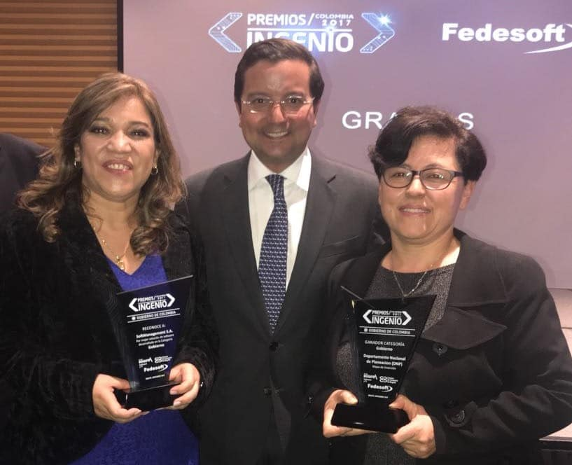 SoftManagement Ganador Premios Ingenio 2017